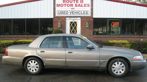 2003 Mercury Grand Marquis for sale in Youngsville, PA