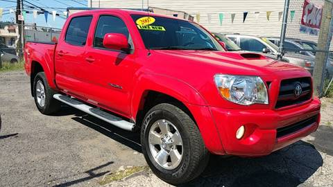 2007 Toyota Tacoma for sale in Paterson, NJ