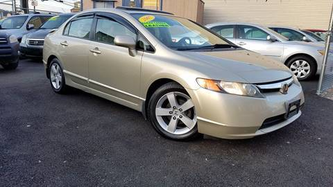 2007 Honda Civic for sale in Paterson, NJ