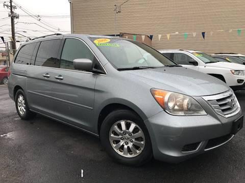 2008 Honda Odyssey for sale in Paterson, NJ