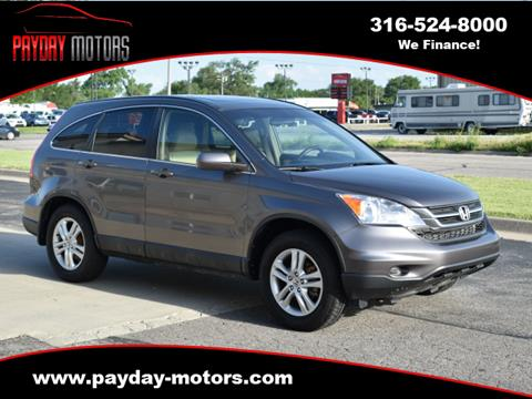 2010 Honda CR-V for sale in Topeka, KS