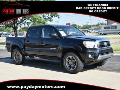 2012 Toyota Tacoma for sale at Payday Motors dba Autostart in Topeka KS