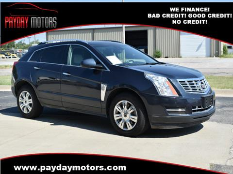 2015 Cadillac SRX for sale in Topeka, KS