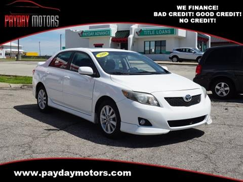 Toyota Corolla For Sale in Wichita And Topeka, KS - Payday