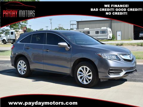 2017 Acura RDX for sale at Payday Motors in Wichita And Topeka KS