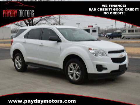 2014 Chevrolet Equinox for sale at Payday Motors in Wichita And Topeka KS