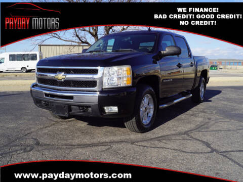 2011 Chevrolet Silverado 1500 for sale at Payday Motors in Wichita And Topeka KS