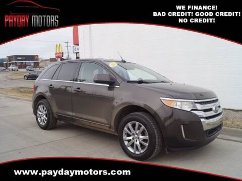 2011 Ford Edge for sale at Payday Motors in Wichita And Topeka KS