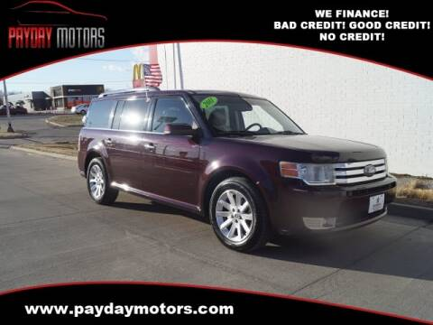 2011 Ford Flex for sale at Payday Motors in Wichita And Topeka KS