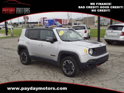 2015 Jeep Renegade for sale at Payday Motors in Wichita And Topeka KS