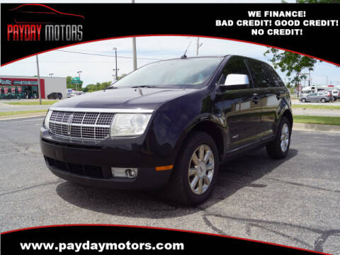 2007 Lincoln MKX for sale at Payday Motors in Wichita And Topeka KS