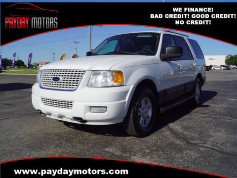 2006 Ford Expedition for sale at Payday Motors in Wichita And Topeka KS