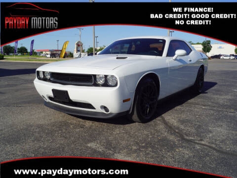 2013 Dodge Challenger for sale at Payday Motors in Wichita And Topeka KS