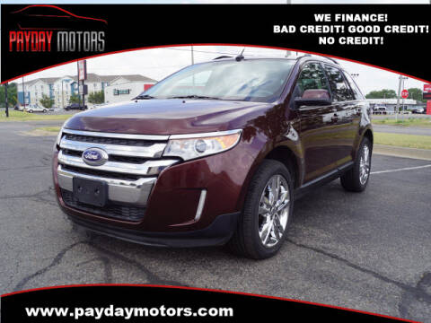 2012 Ford Edge for sale at Payday Motors in Wichita And Topeka KS