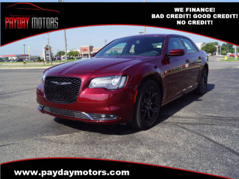 2019 Chrysler 300 for sale at Payday Motors in Wichita And Topeka KS