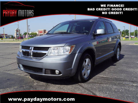 2010 Dodge Journey for sale at Payday Motors in Wichita And Topeka KS