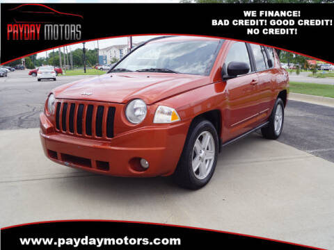 2010 Jeep Compass for sale at Payday Motors in Wichita And Topeka KS