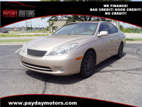 2005 Lexus ES 330 for sale at Payday Motors in Wichita And Topeka KS