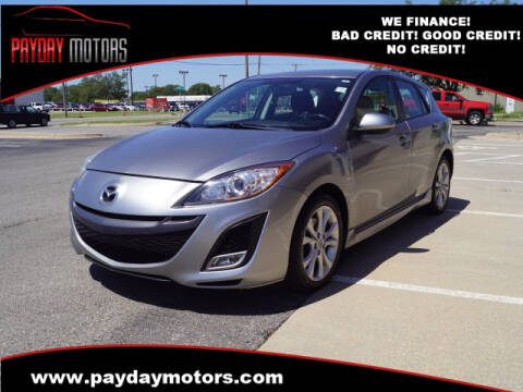 2010 Mazda MAZDA3 for sale at Payday Motors in Wichita And Topeka KS