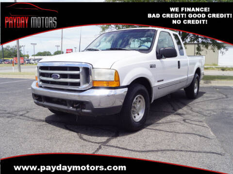 2000 Ford F-250 Super Duty for sale at Payday Motors in Wichita And Topeka KS