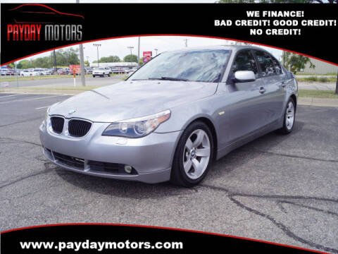 2005 BMW 5 Series for sale at Payday Motors in Wichita And Topeka KS