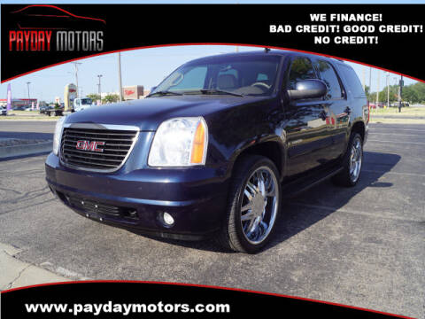 2007 GMC Yukon for sale at Payday Motors in Wichita And Topeka KS