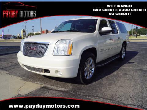 2010 GMC Yukon XL for sale at Payday Motors in Wichita And Topeka KS