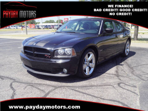 2008 Dodge Charger for sale at Payday Motors in Wichita And Topeka KS