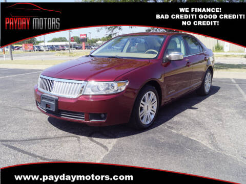 2006 Lincoln Zephyr for sale at Payday Motors in Wichita And Topeka KS