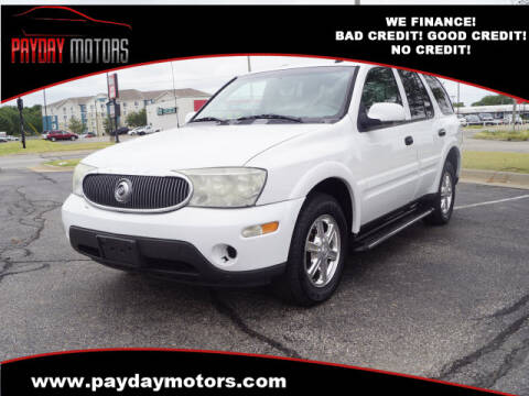 2006 Buick Rainier for sale at Payday Motors in Wichita And Topeka KS