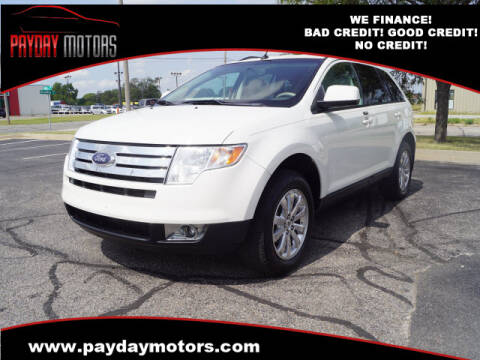 2009 Ford Edge for sale at Payday Motors in Wichita And Topeka KS