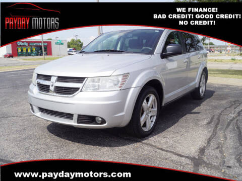 2009 Dodge Journey for sale at Payday Motors in Wichita And Topeka KS