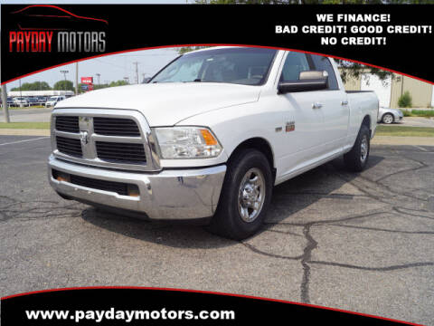 2012 RAM Ram Pickup 2500 for sale at Payday Motors in Wichita And Topeka KS