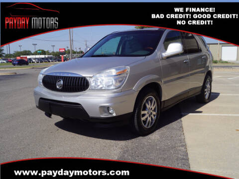 2006 Buick Rendezvous for sale at Payday Motors in Wichita And Topeka KS