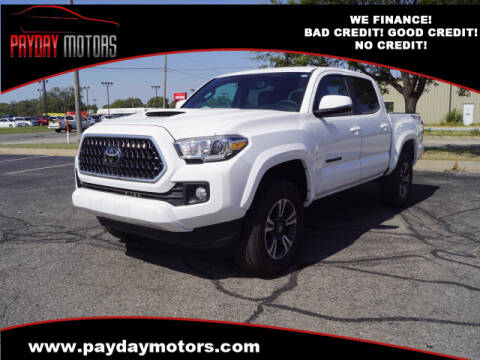 2019 Toyota Tacoma for sale at Payday Motors in Wichita And Topeka KS
