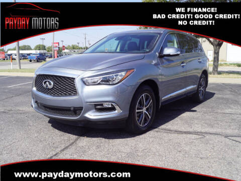 2019 Infiniti QX60 for sale at Payday Motors in Wichita And Topeka KS