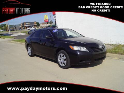 2009 Toyota Camry for sale at Payday Motors in Wichita And Topeka KS