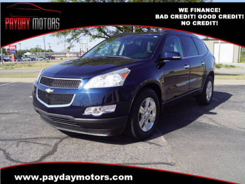 2011 Chevrolet Traverse for sale at Payday Motors in Wichita And Topeka KS