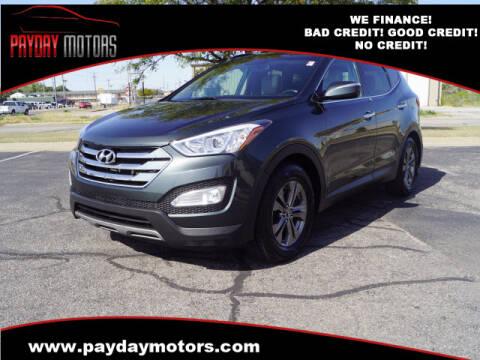 2014 Hyundai Santa Fe Sport for sale at Payday Motors in Wichita And Topeka KS