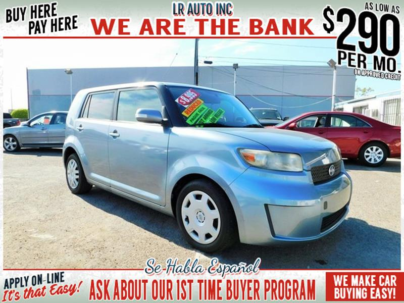 2009 Scion xB Base 4A