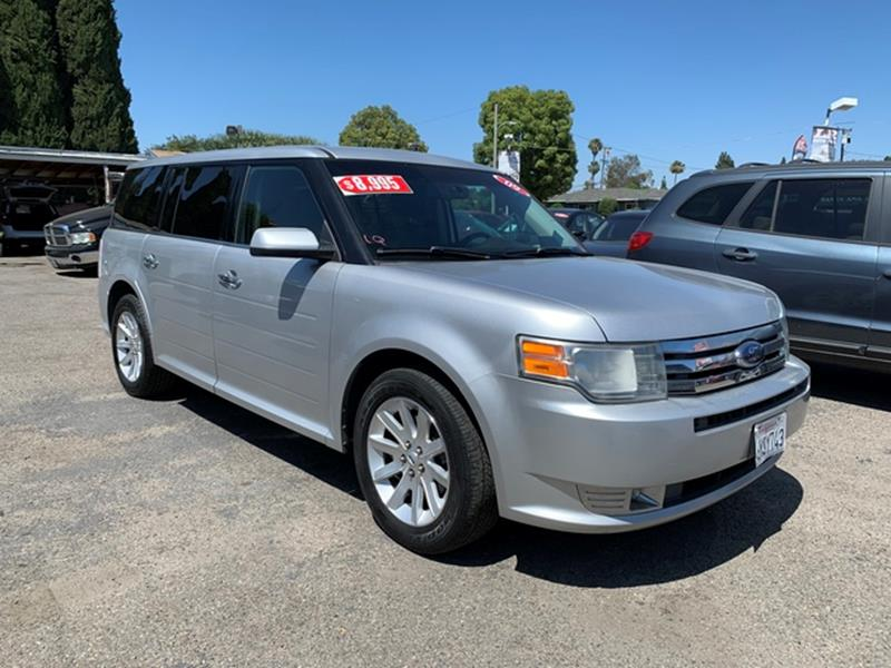 2009 Ford Flex SEL Crossover 4dr