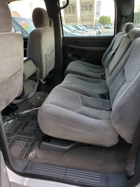 2007 Chevrolet Silverado 1500 Classic LS2 5.8 ft. SB