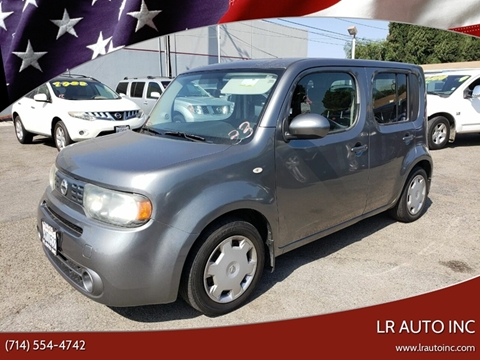Costa Mesa Nissan >> 2009 Nissan Cube For Sale In Santa Ana Ca