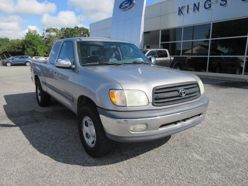 2002 Toyota Tundra For Sale At Tuckeru0027s Truck Sales In Brunswick GA