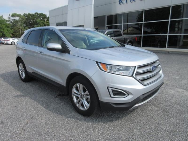 Ford Edge For Sale At Tuckers Truck Sales In Brunswick Ga