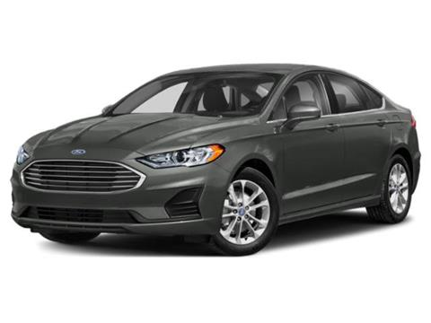 2019 Ford Fusion for sale in Brunswick, GA