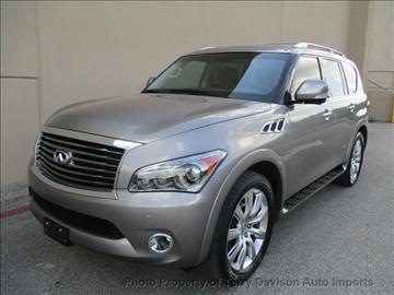 2012 Infiniti QX56 for sale in Austin, TX