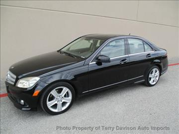 2010 Mercedes-Benz C-Class for sale in Austin, TX