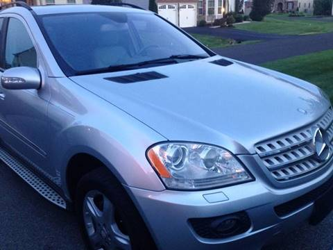 2008 Mercedes-Benz M-Class for sale in Bunker Hill, WV