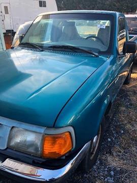 1997 Ford Ranger for sale in Bunker Hill, WV